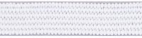 Gumiszalag fehér 10mm