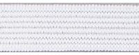 Gumiszalag fehér 15mm