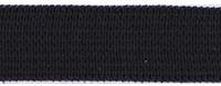Gumiszalag fekete 15mm