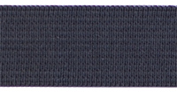 Gumiszalag fekete 20mm