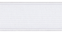 Gumiszalag fehér 20mm