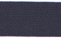 Gumiszalag fekete 25mm