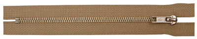 VT10 metal zipper